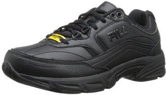 Fila Women's Memory Workshift Slip Resistant Work Shoe $60 thestylecure.com