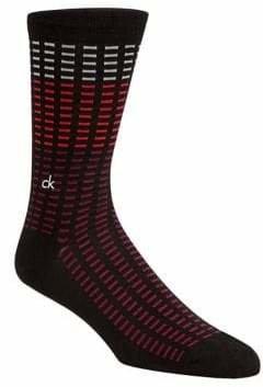 Calvin Klein Allover Tile Socks
