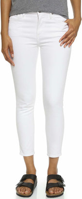 Citizens of Humanity Crop Rocket High Rise Skinny Jeans $178 thestylecure.com