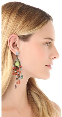Erickson Beamon We've Got the Power Earrings