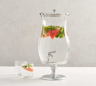 Pottery Barn PB Classic Acrylic Drink Dispenser