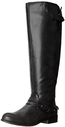 Madden Girl Women's Canyonwc Wide Calf Riding Boot $89.95 thestylecure.com