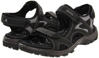 Ecco Sport - Offroad Lite (Rainier) (Black/Titanium) - Footwear