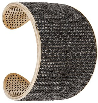 Tom Binns Bejewelled Statement Cuff