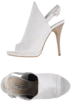 Gianni Marra Platform sandals