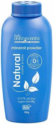 Little Innoscents Certified Organic Mineral Powder, 100g