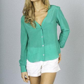 Lauren Gold Chelsea Top Green