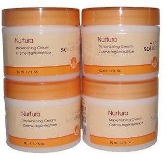 Avon Solutions Nurtura Replenishing Cream Lot of 4 $14.50 thestylecure.com