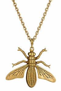 Ben-Amun Ben Amun Mosquito Necklace