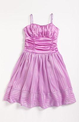 Un Deux Trois Party Dress (Big Girls)