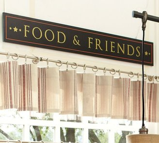 Earth Friendly Food & Friends Wall Art