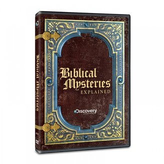 Discovery Biblical Mysteries Explained DVD