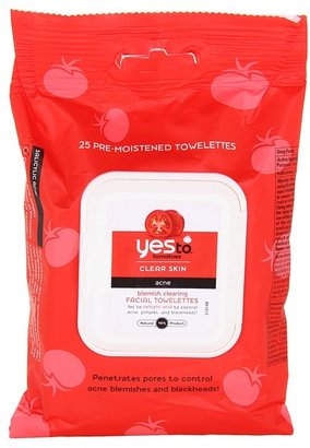 Yes To Yes To Tomatoes Blemish Clearing Facial Toweletts Bath and Body Skincare