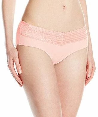 Warner's Women's No Pinching No Problems Lace Hipster Panty $7.04 thestylecure.com