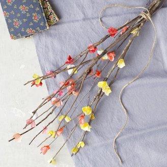west elm Paper Flowers - Quince