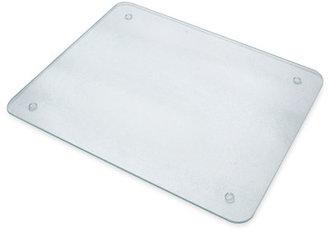 Bed Bath & Beyond 12-inch x 15-inch Glass Cutting Board