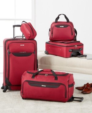 TAG Springfield Iii 5-Pc. Luggage Set, Created for Macy's