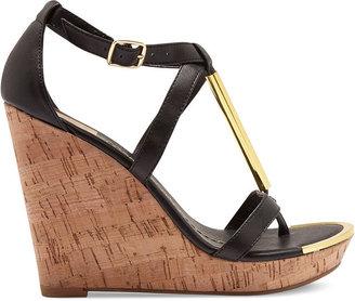DV by Dolce Vita Shoes, Tremor Platform Wedge Sandals