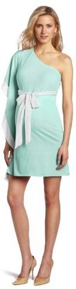Nuka Women's Maternity Asymmetric Dress