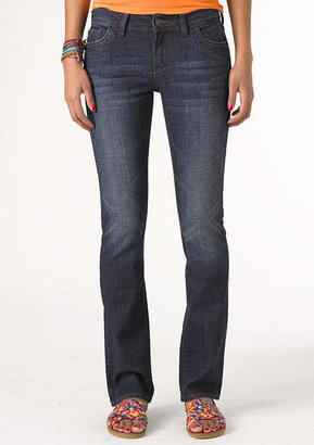 Delia's Mallory Waterspout Wash Mid-Rise Skinny Jean