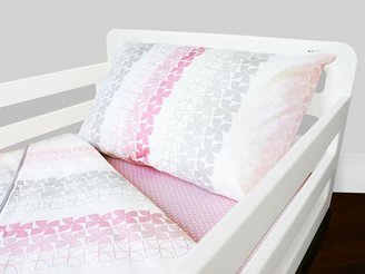 2Modern Olli & Lime - Logan Toddler Bedding Set