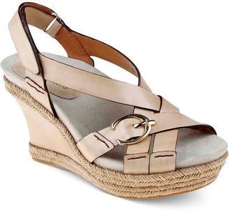 Earthies Shoes, Salerno Too Platform Wedge Sandals