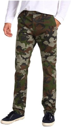 Obey Hunter Chino Pant (Field Camo) - Apparel