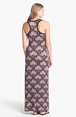 Soprano Racerback Maxi Dress (Juniors)