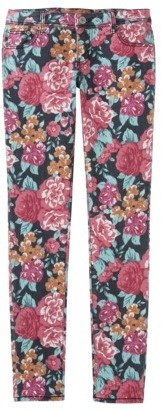 Mossimo Juniors Printed Floral Denim - Assorted Colors