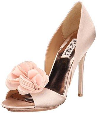 Badgley Mischka Women's Blossom d'Orsay Pump $200 thestylecure.com