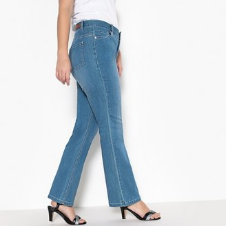 "La Redoute Collections Plus Bootcut Jeans, Length 30.5"""