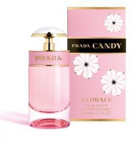 Prada Candy Florale Eau de Toilette 1.7oz