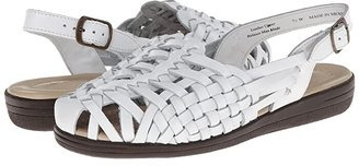 Comfortiva Tobago - Soft Spots (White) Women's Shoes