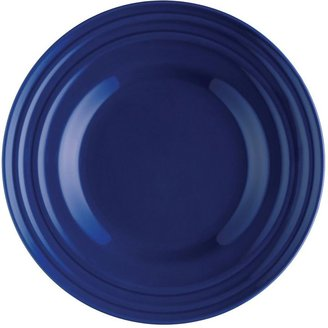Rachael Ray double ridge blue 4-pc. salad plate set