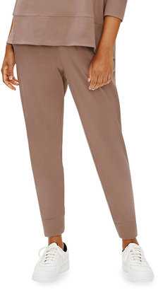 Eileen Fisher Slouchy Ankle Jogger Pants w/ Pockets