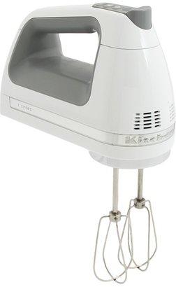 KitchenAid KHM720 7-Speed Hand Mixer (White) - Home