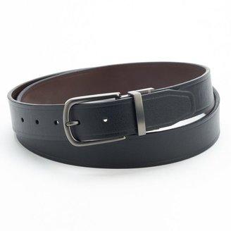 Big & Tall Dockers® Reversible Stitched Belt $34 thestylecure.com