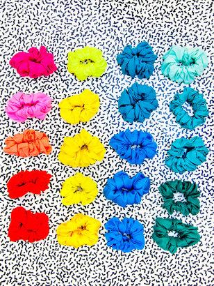American Apparel California Select Original Scrunchie