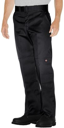 Dickies Men's Relaxed Straight Fit Double-Knee Twill Work Pants