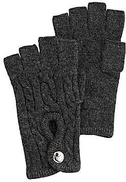 Michael Kors Fingerless Driver Gloves