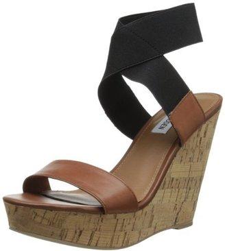 Steve Madden Women's Roperr Wedge Sandal