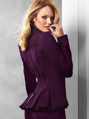 Victoria's Secret Peplum-back Jacket