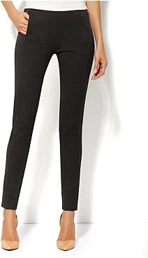 New York & Co. SuperStretch Legging - Seamed Front