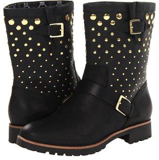 Sperry Britt (Black (Studs)) - Footwear