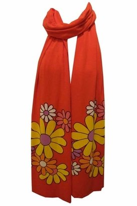 Wildfox Couture Binca Scarf in Free Love Red