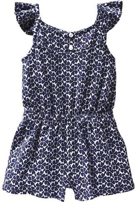 Old Navy Flutter-Sleeve Rompers for Baby
