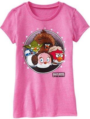 Star Wars Girls Angry Birds™ Star Wars™ Tees