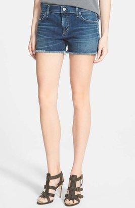 Citizens of Humanity 'Ava' Frayed Denim Shorts