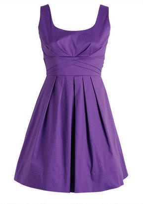 Delia's Sleeveless Pleated Dress