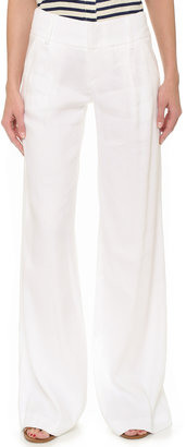 alice + olivia Eric Pants $276 thestylecure.com